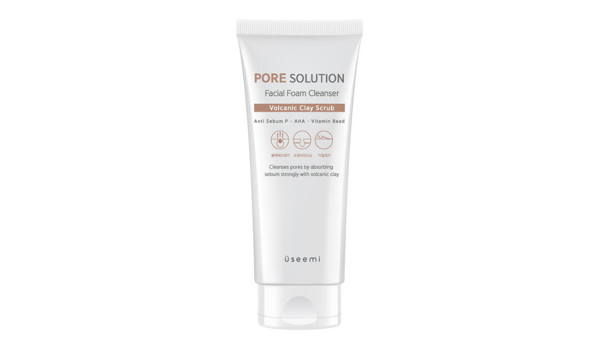 PORE SOLUTION FACIAL FOAM CLEANSER